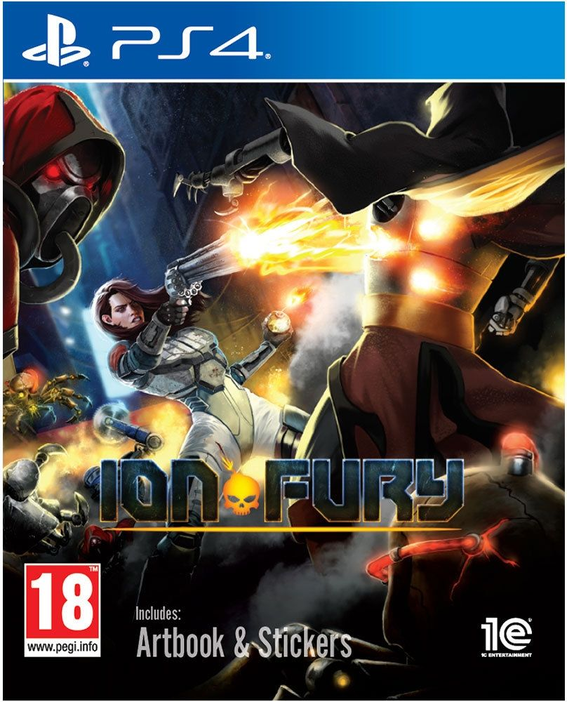 Ion Fury (PS4) - 1