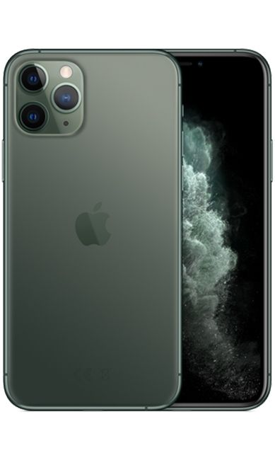 Смартфон Apple iPhone - 11 Pro, 64 GB, Midnight Green - 1