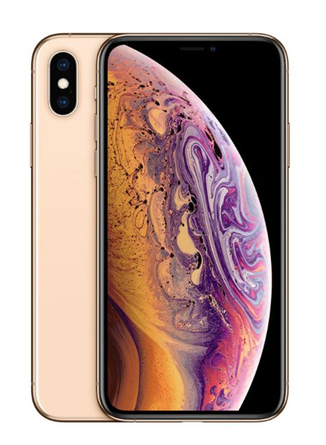 iPhone XS 512 GB Gold - 1