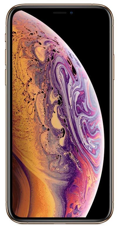 iPhone XS 256 GB Gold - 4