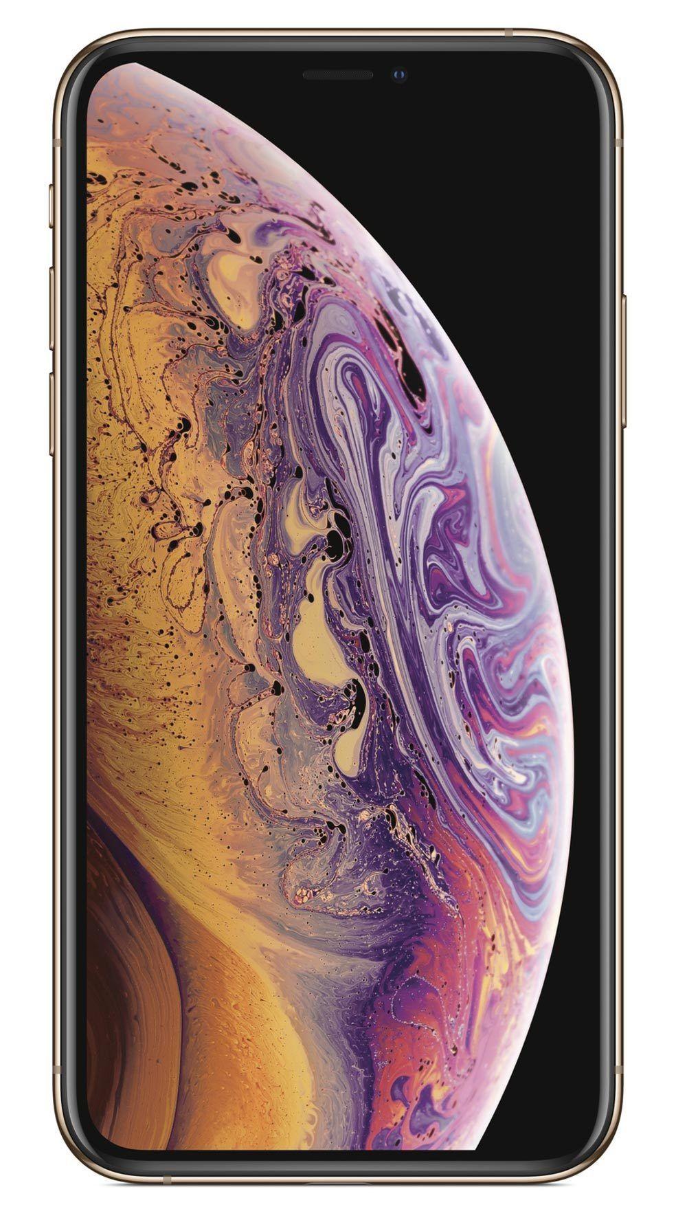 iPhone XS Max 256 GB Gold - 5