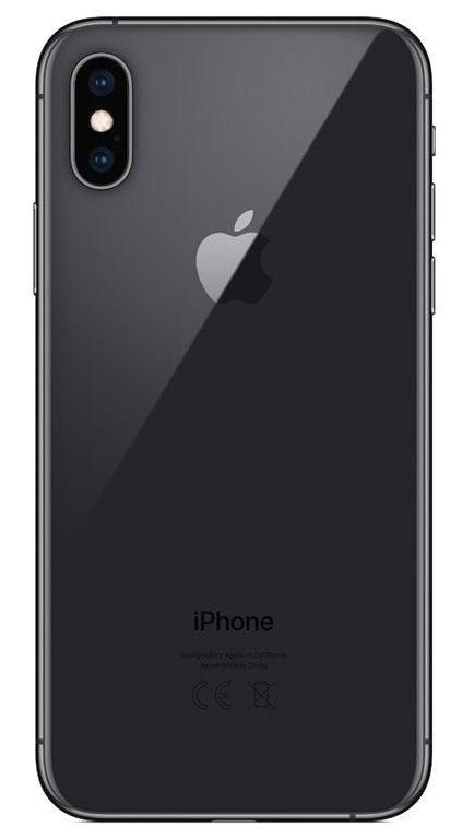 iPhone XS 512 GB Space grey - 4
