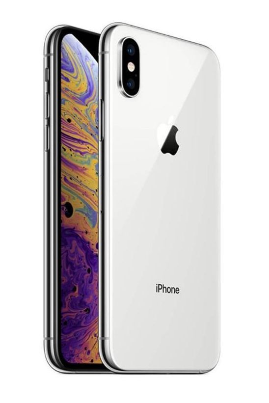 iPhone XS 64 GB Silver - 6