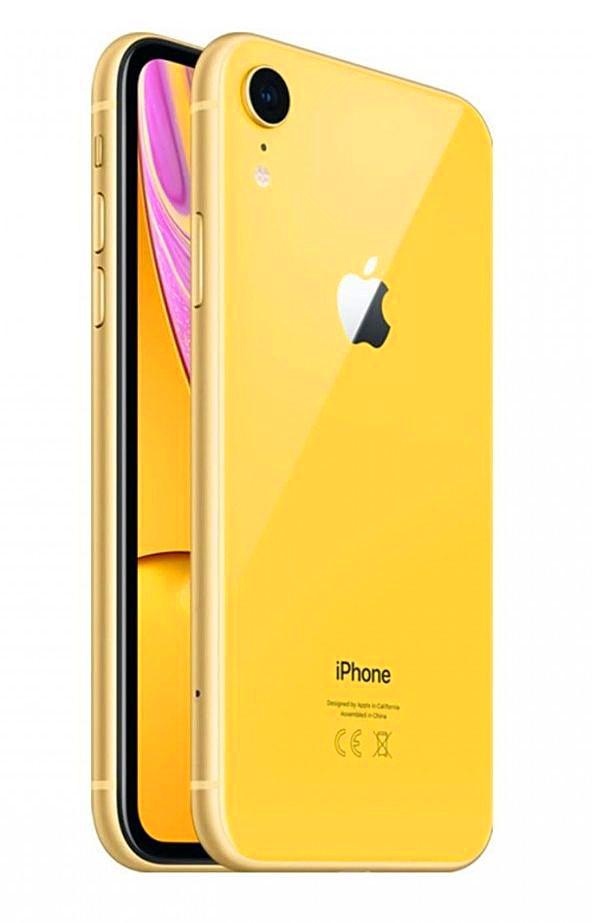 iPhone XR 64 GB Yellow - 2