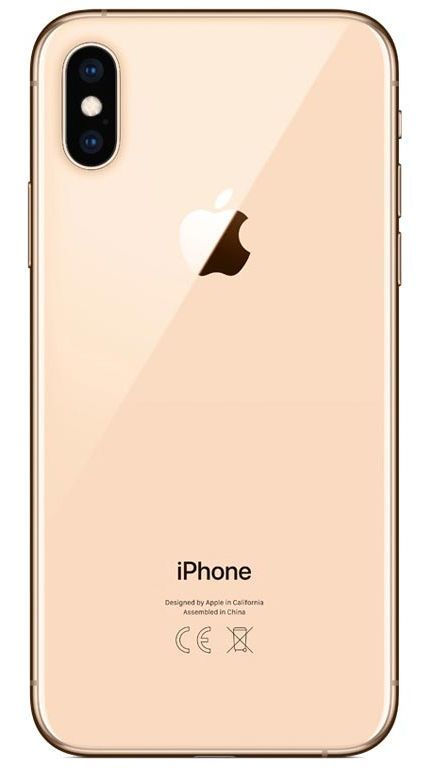 iPhone XS 256 GB Gold - 5
