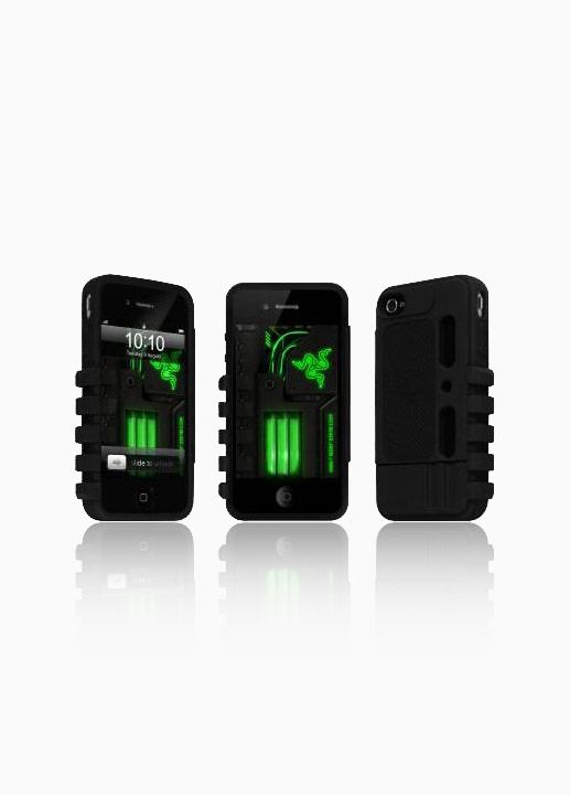 Razer iPhone 4 Protection Case - 1