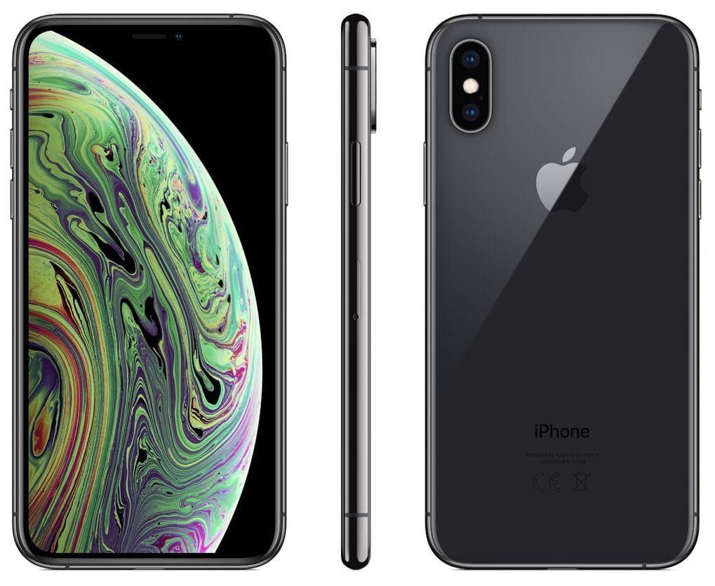 iPhone XS 64 GB Space grey - 3