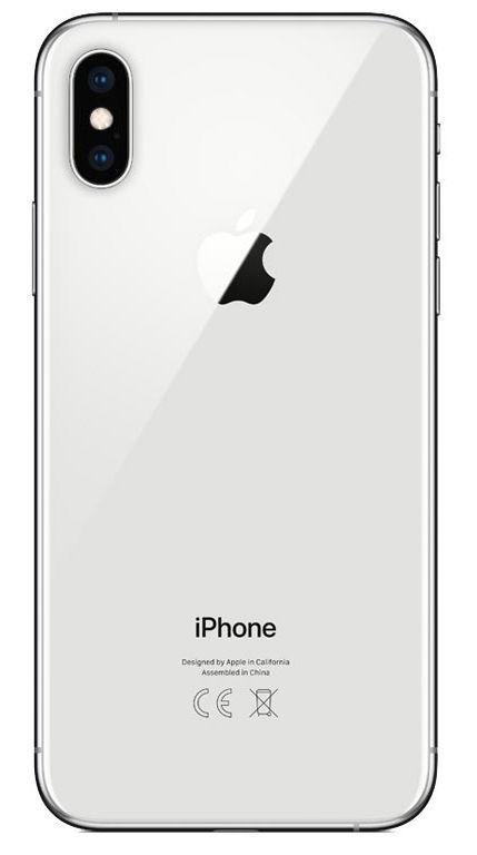 iPhone XS 512 GB Silver - 4
