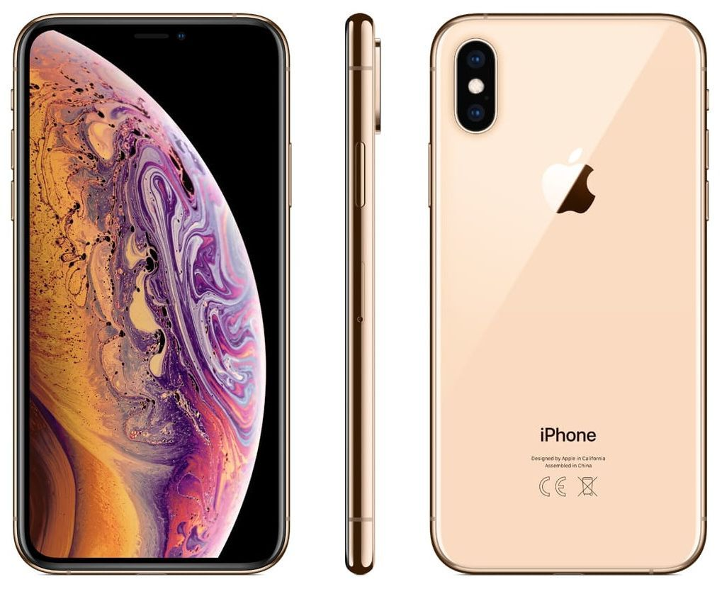 iPhone XS 256 GB Gold - 3