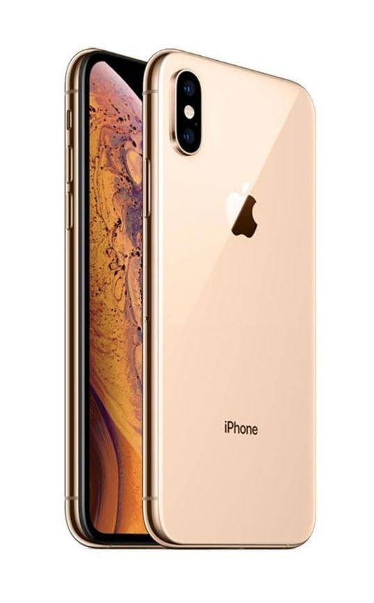 iPhone XS 512 GB Gold - 5
