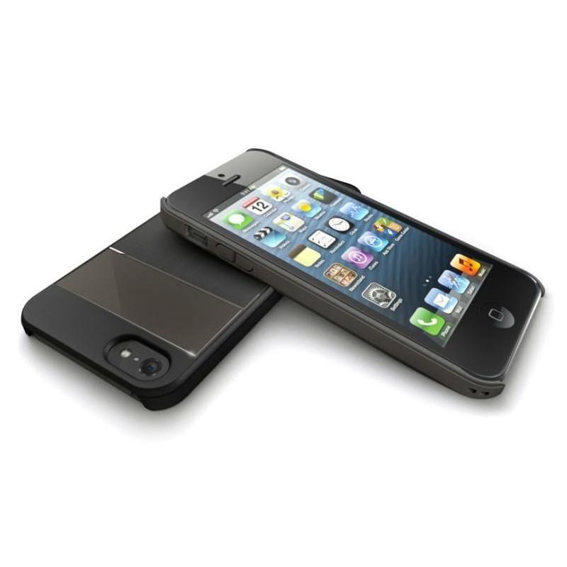 iSkin Aura за iPhone 5 -  розов - 6
