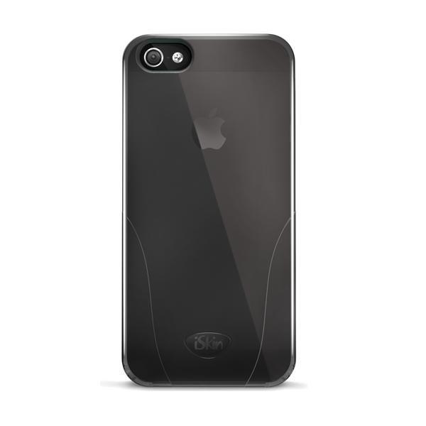 iSkin Solo за iPhone 5 -  черен - 1