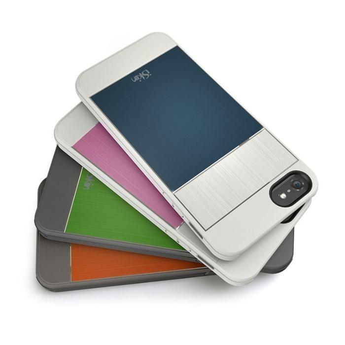iSkin Aura за iPhone 5 -  розов - 5