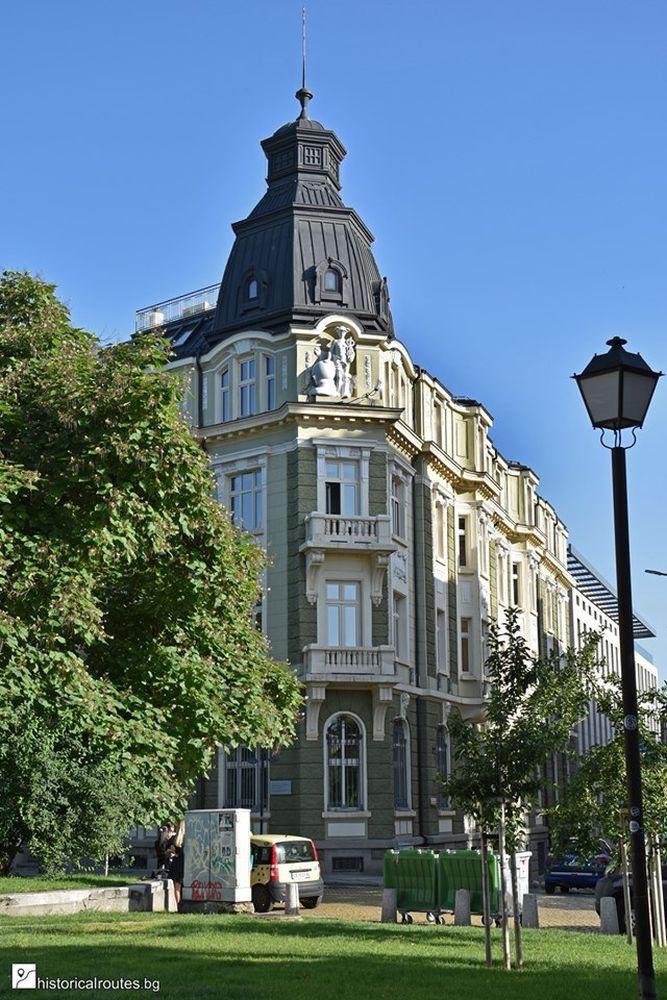 Исторически маршрути: София - 2