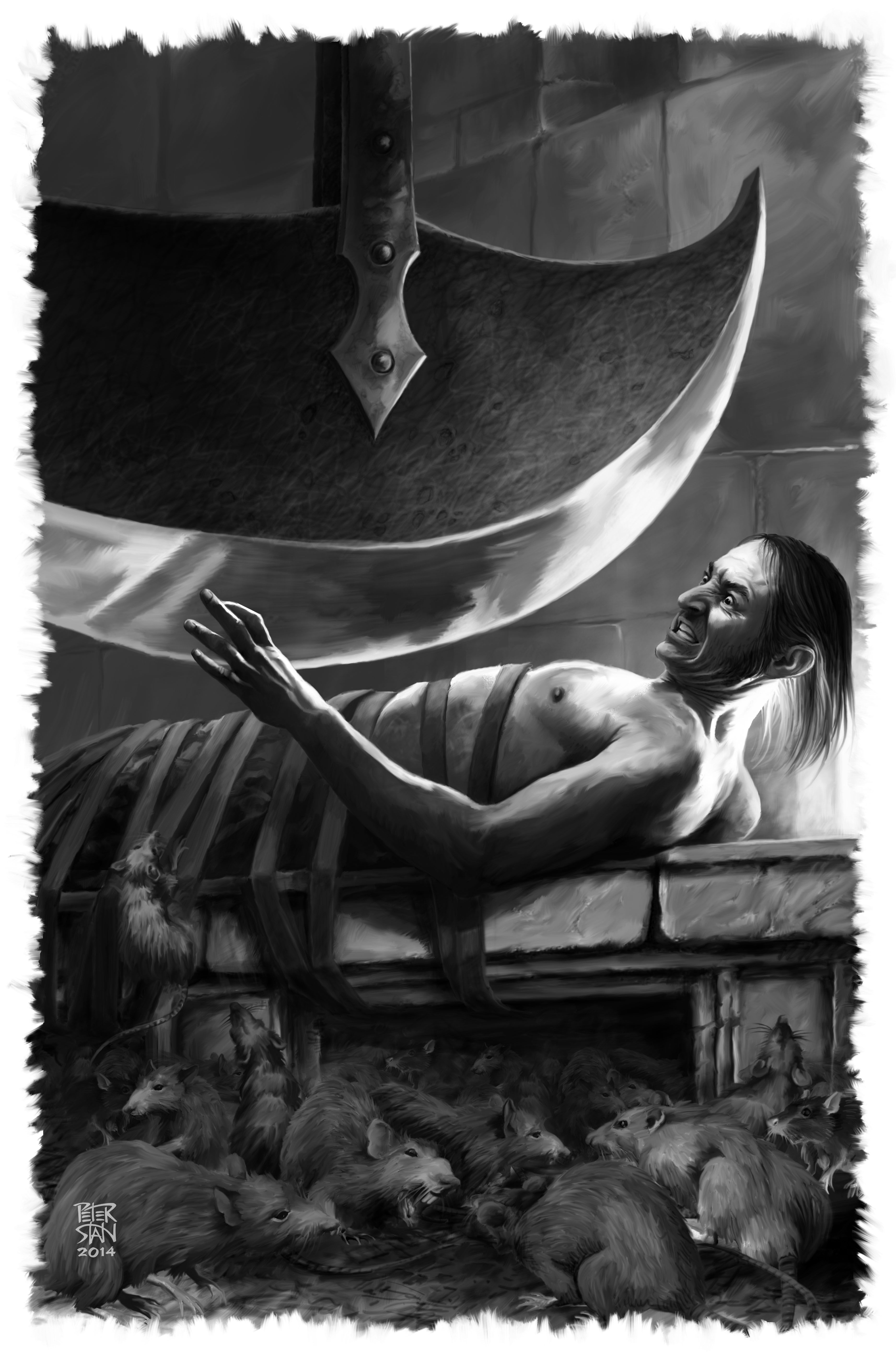 Историята на Артър Гордън Пим от Нантъкет. Гротески и арабески - 4