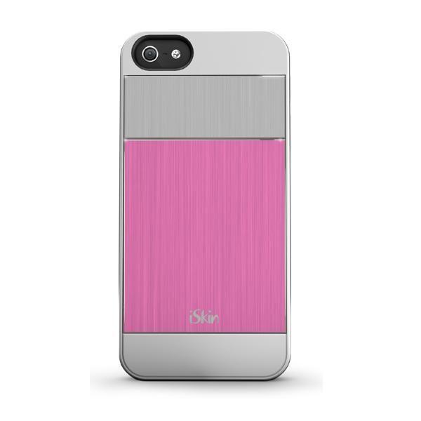 iSkin Aura за iPhone 5 -  розов - 1