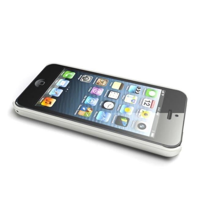 iSkin Aura за iPhone 5 -  розов - 4