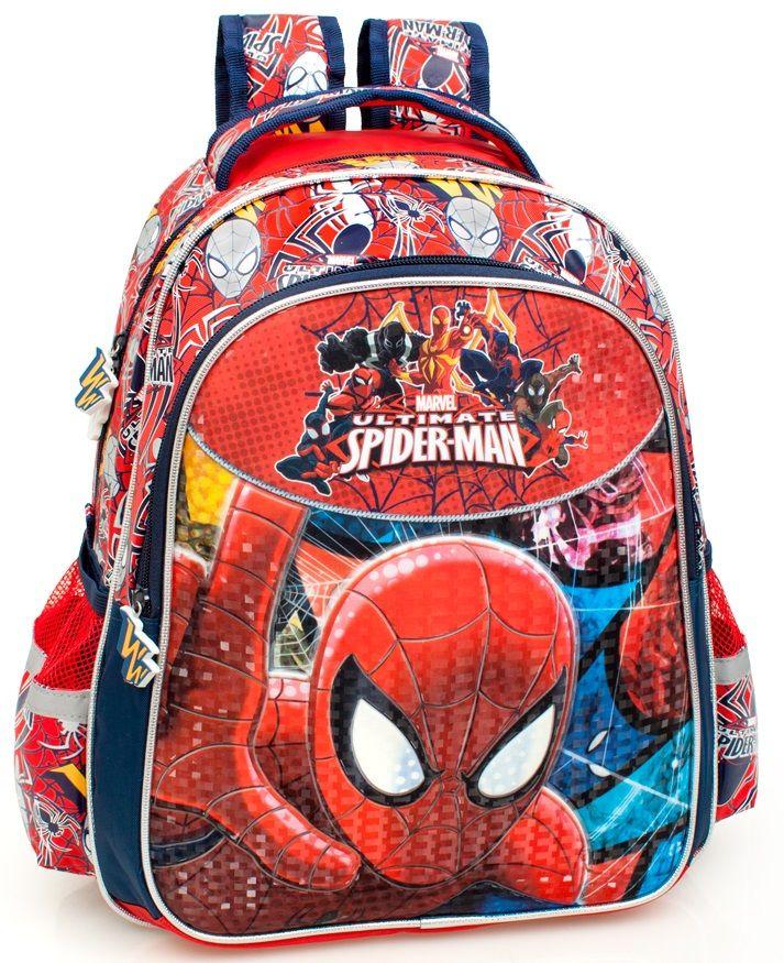 Ученическа раница J.M. Inacio - Spiderman - 1