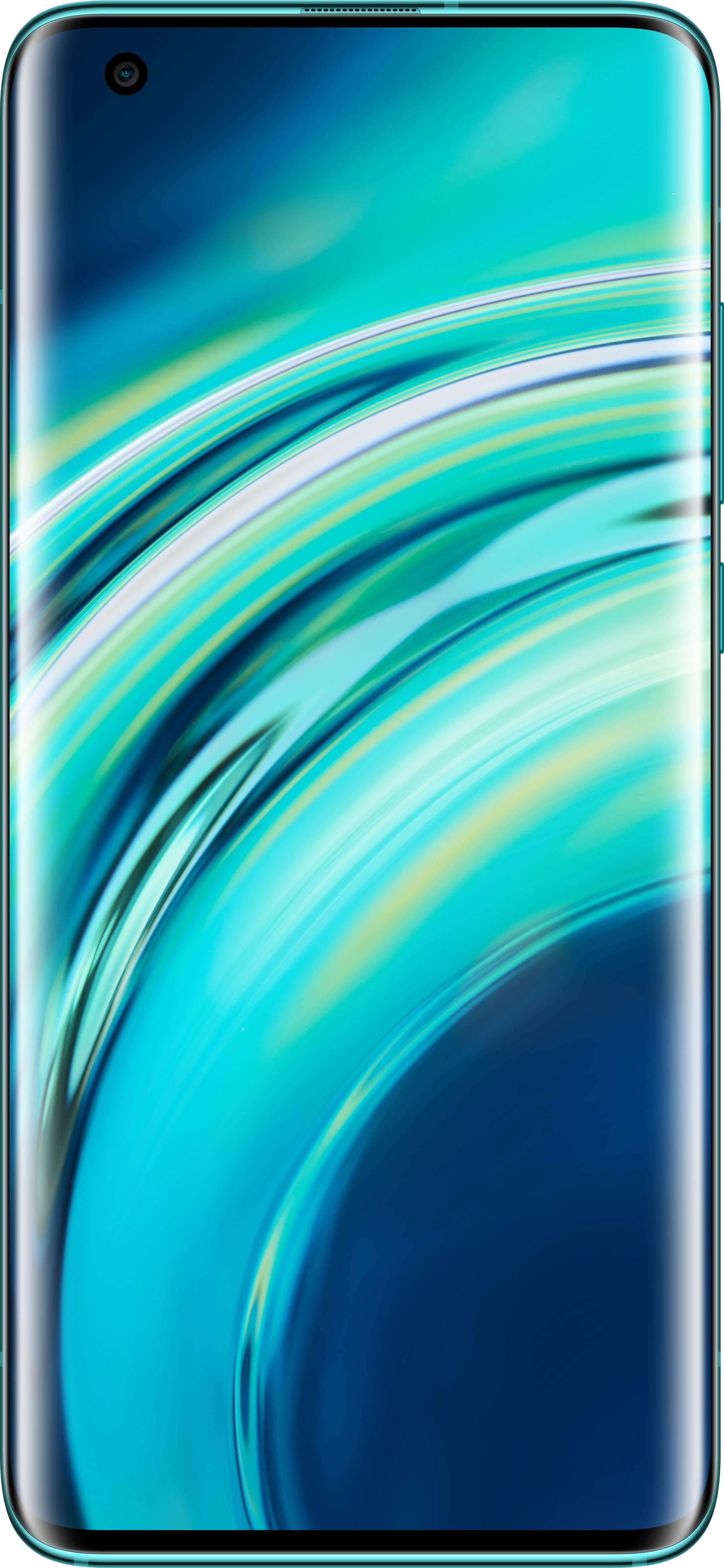 Смартфон Xiaomi - Mi10, 128GB, зелен - 2