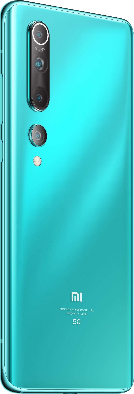 Смартфон Xiaomi - Mi10, 128GB, зелен - 4
