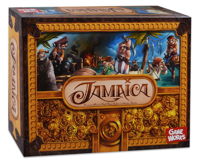 Настолна игра Jamaica - 1