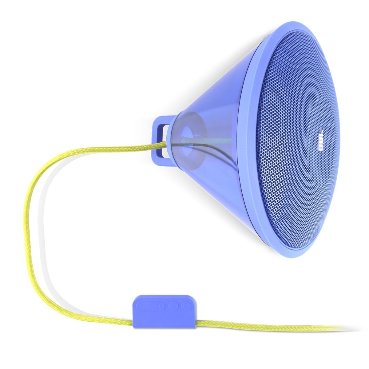 Мини колонка JBL Spark - синя - 4