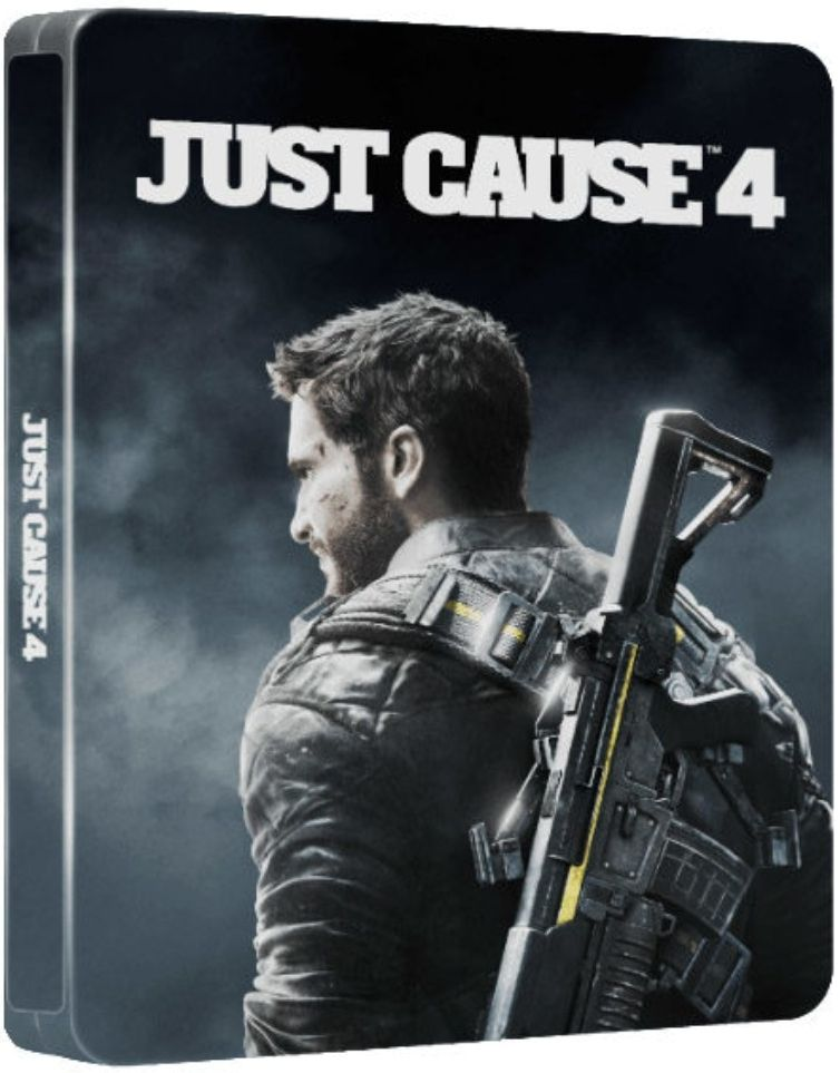 Just Cause 4 - Steelbook Edition (PS4) - 1
