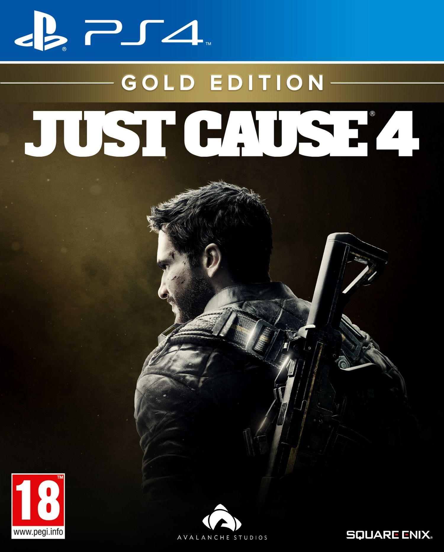 Just Cause 4 - Gold Edition (PS4) - 1