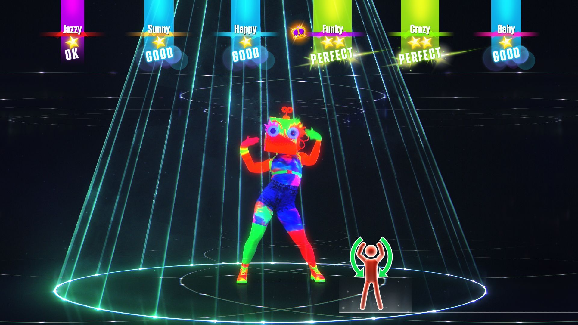 Just Dance 2017 (Xbox One) - 9