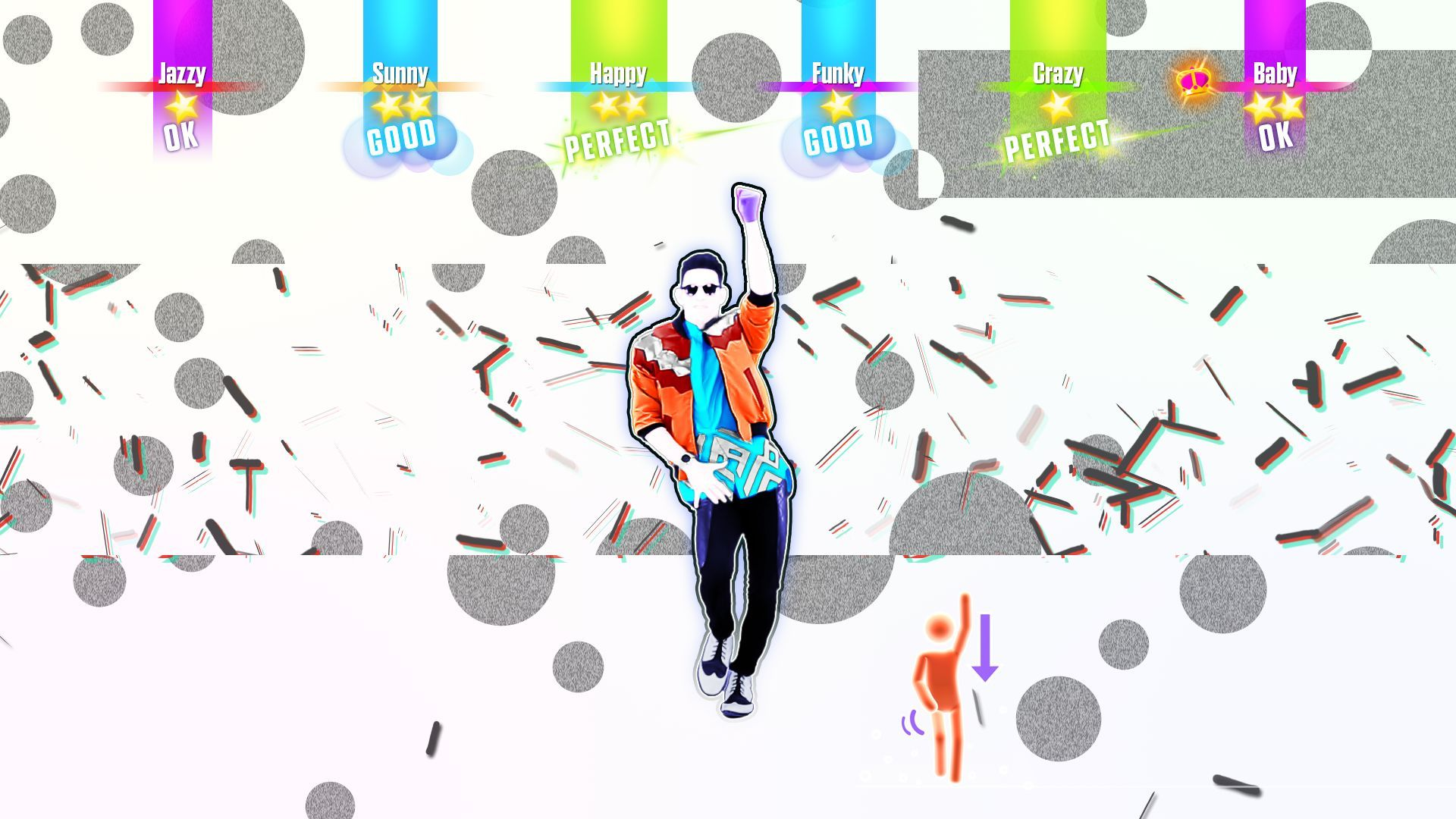 Just Dance 2017 (Xbox One) - 11