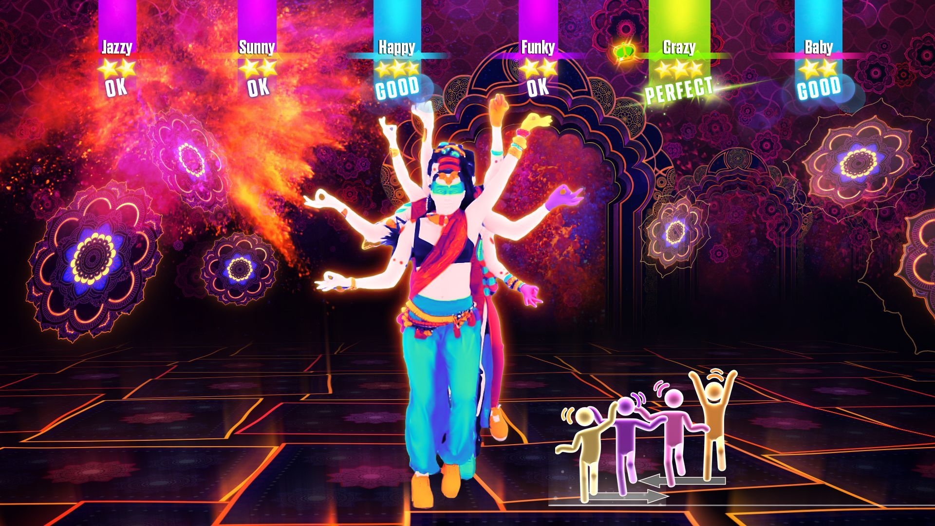 Just Dance 2017 (PS3) - 6