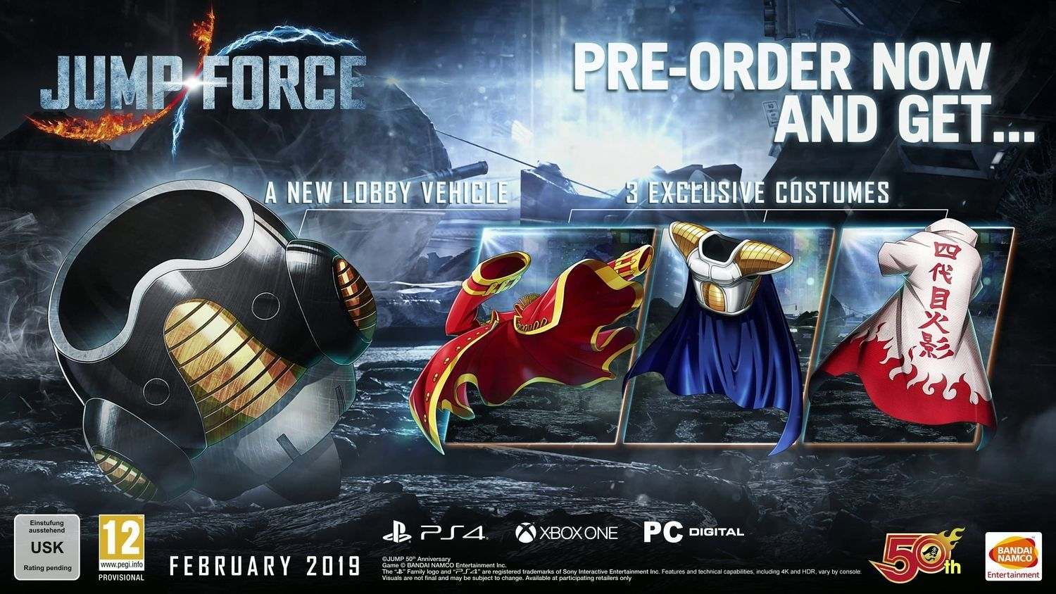 Jump Force Collector's Edition (Xbox One) - 11