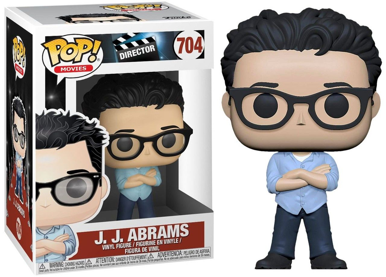 Фигура Funko Pop! Movies: Directors - J.J. Abrams, #704 - 2