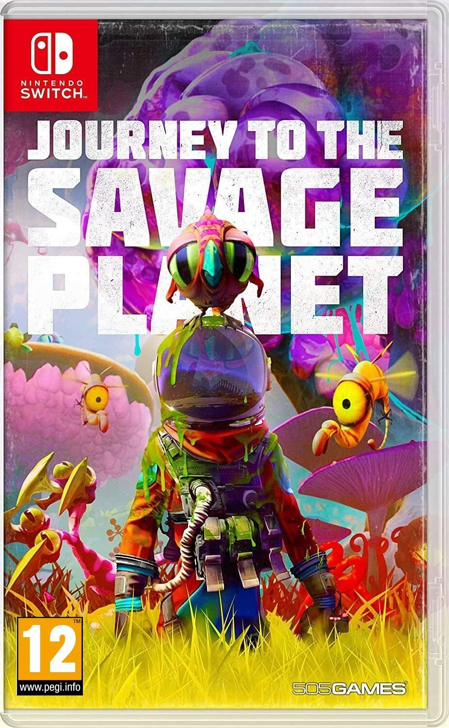 Journey to the Savage Planet (Nintendo Switch) - 1