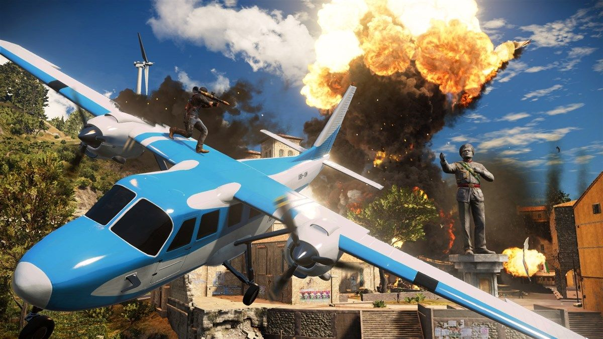 Just Cause 3 (PS4) - 12
