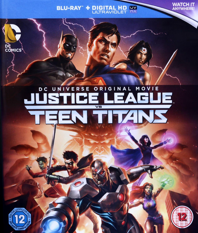 Justice League vs Teen Titans (Blu-Ray) - 1