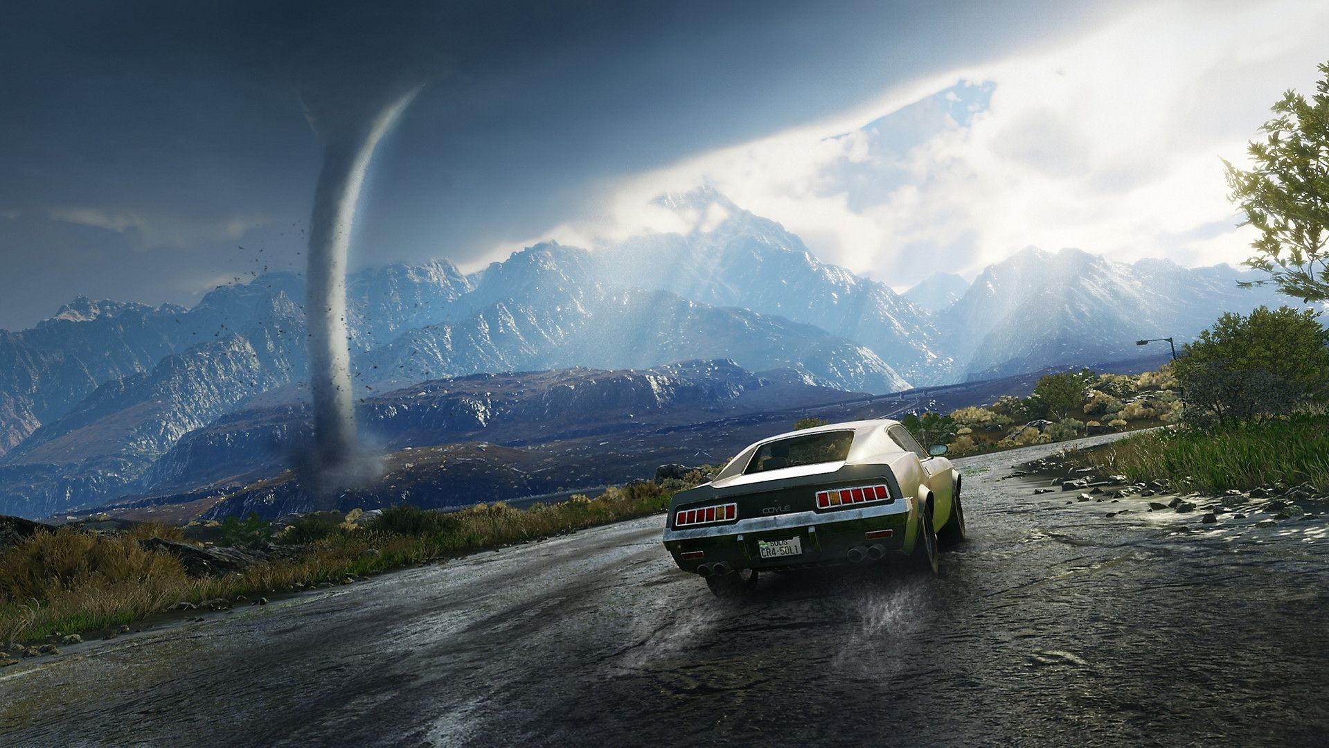 Just Cause 4 (PS4) - 9