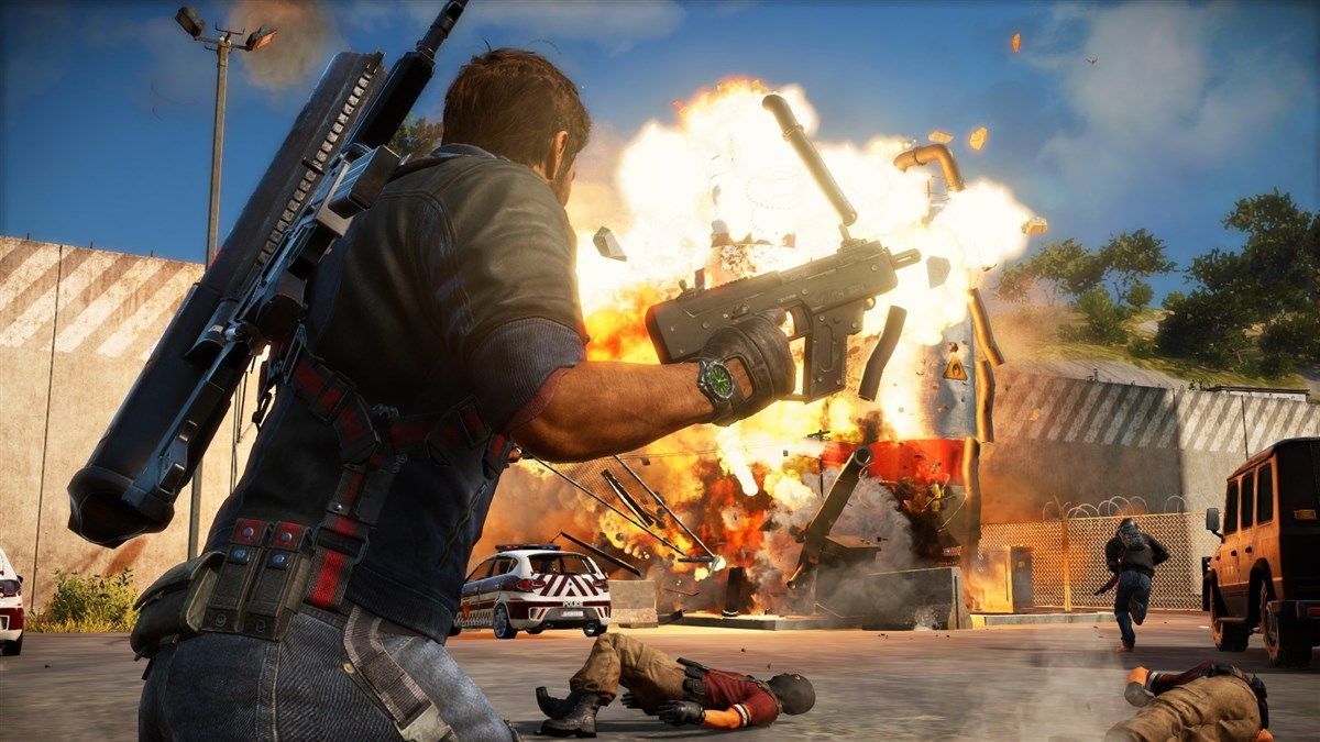 Just Cause 3 (PS4) - 11