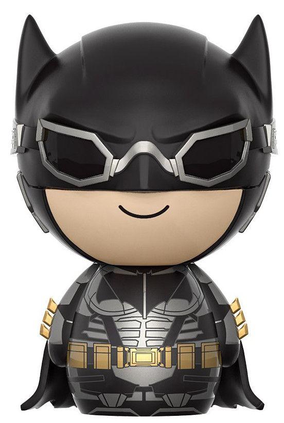 Фигура Funko Dorbz: DC Justice League - Batman Tactical, #351 - 1