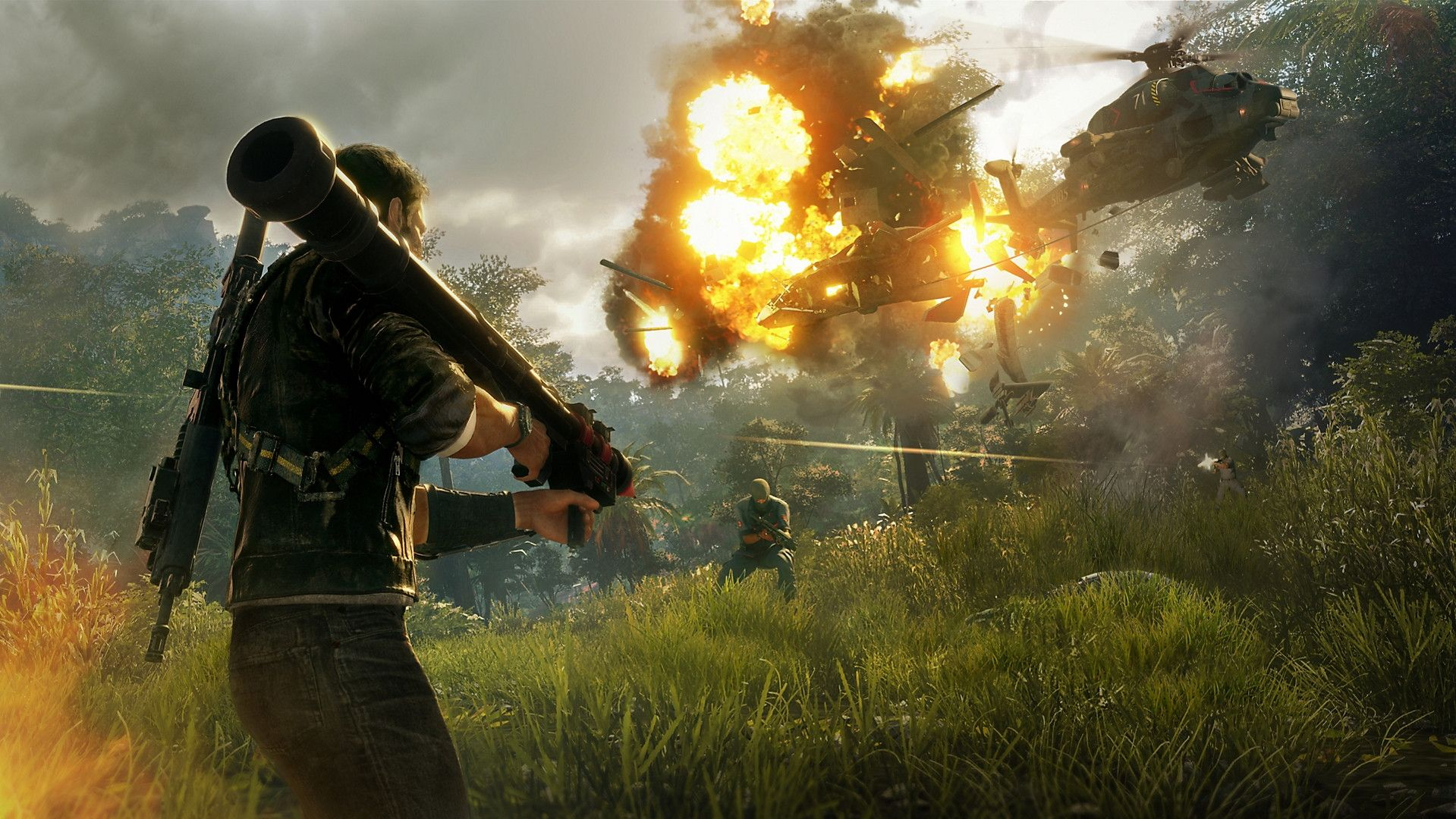 Just Cause 4 (Xbox One) - 5