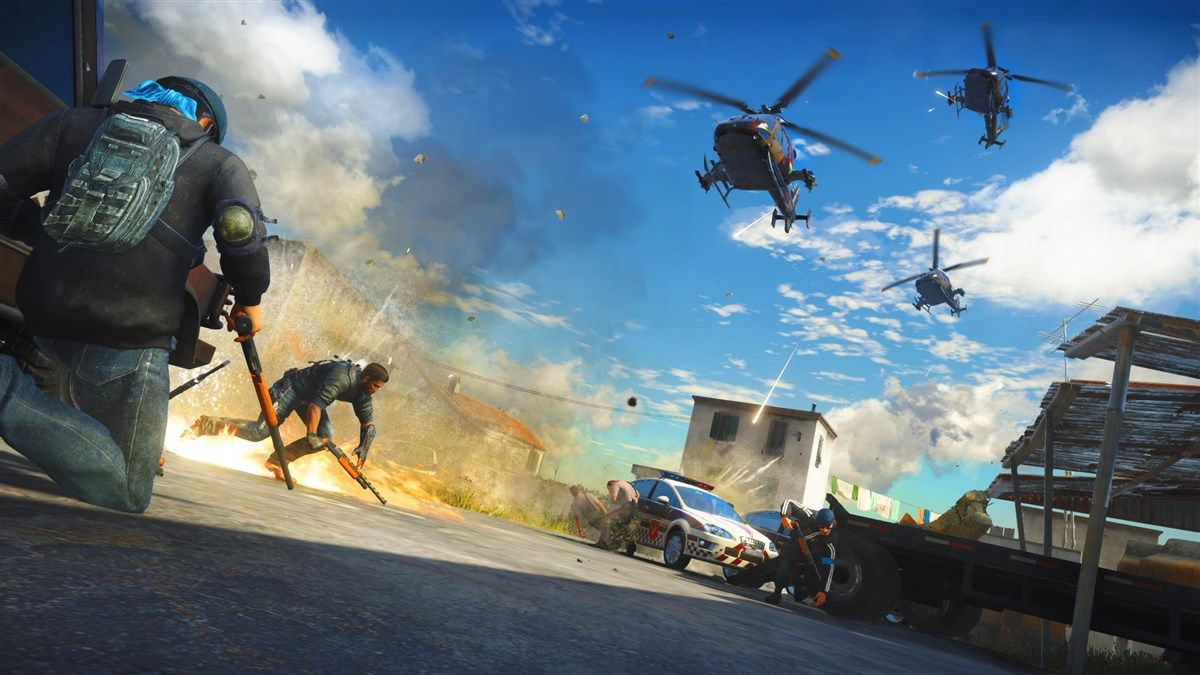 Just Cause 3 (PS4) - 3