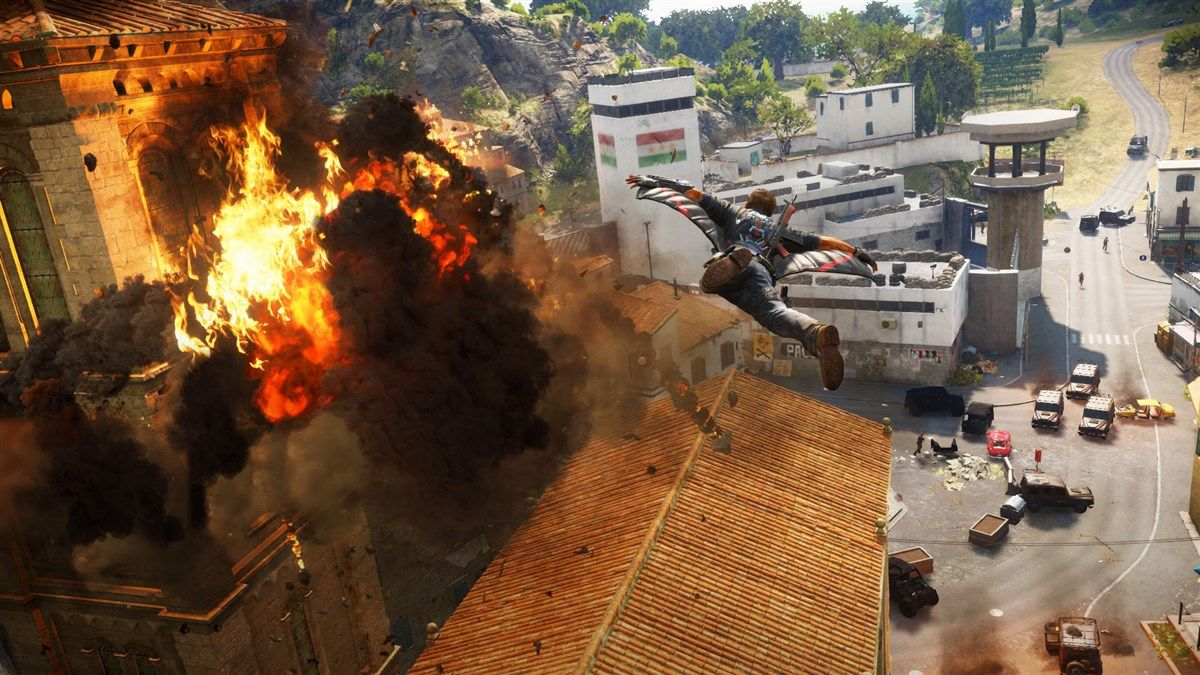 Just Cause 3 (PS4) - 7