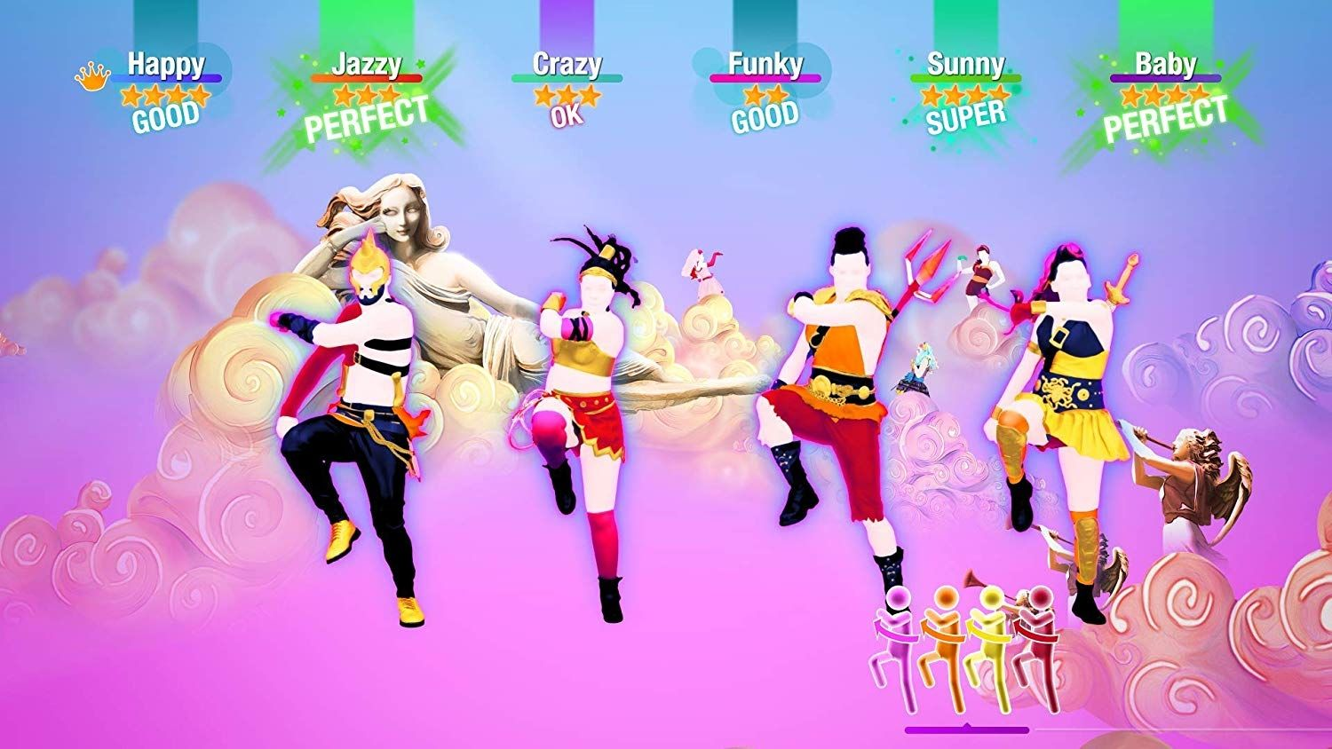 Just Dance 2020 (PS4) - 4