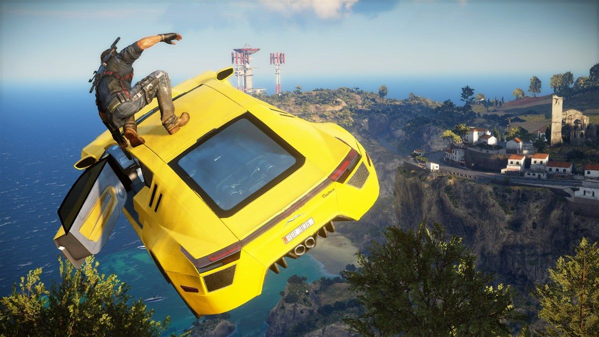 Just Cause 3 (PS4) - 4