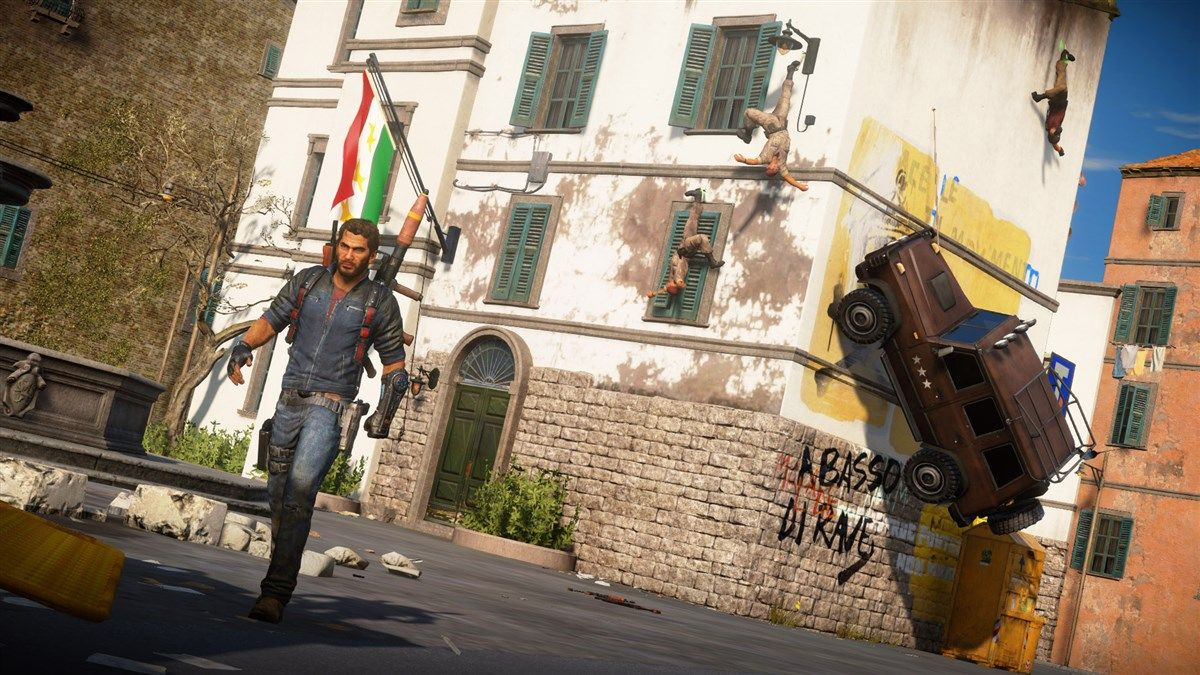 Just Cause 3 (PS4) - 10
