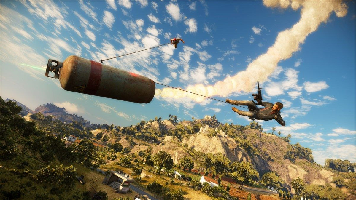 Just Cause 3 (PS4) - 6