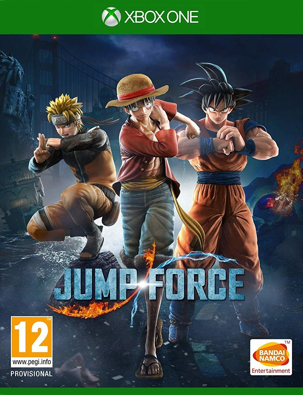 Jump Force (Xbox One) - 1