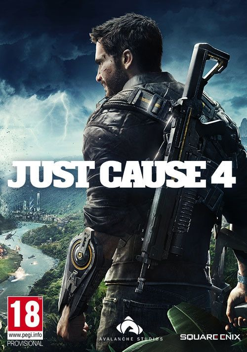 Just Cause 4 (PC) - 1