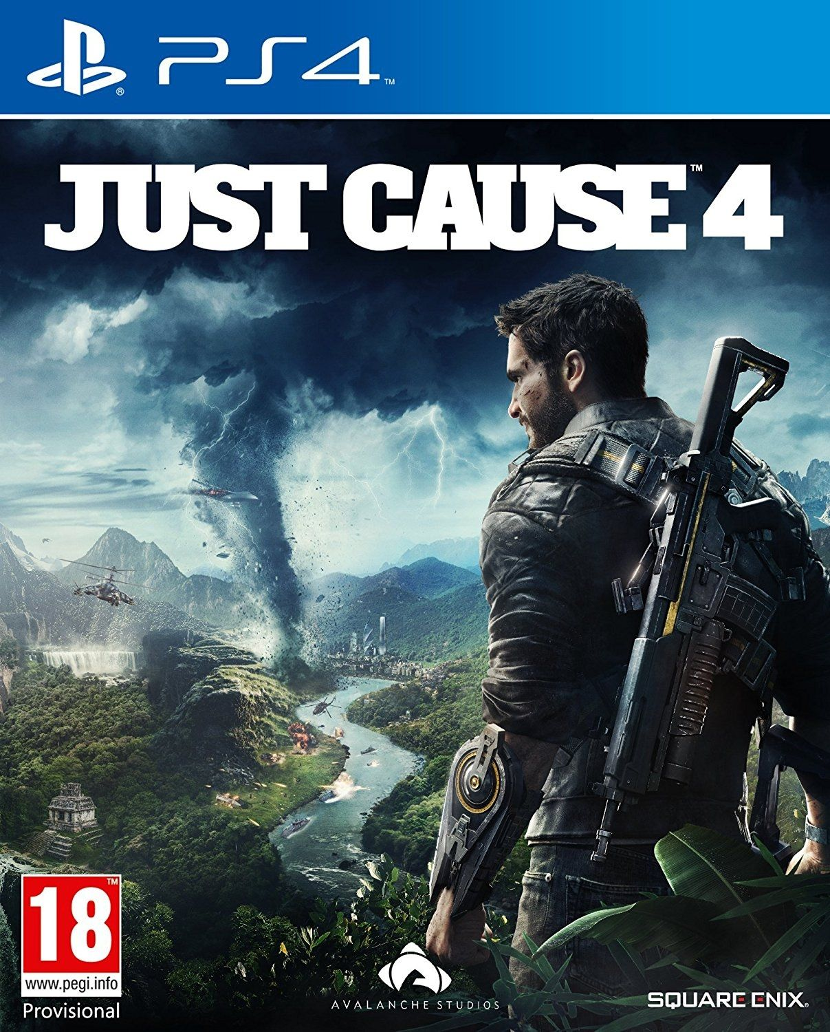 Just Cause 4 (PS4) - 1