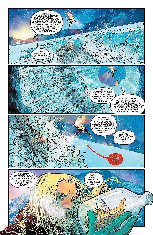 Justice League/Aquaman: Drowned Earth - 3